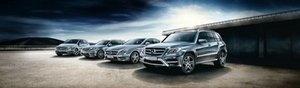 Автомобили Mercedes-Benz в Туле