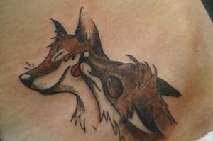 Татуировка - это искусство