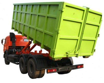 вывоз бытового мусора в туле