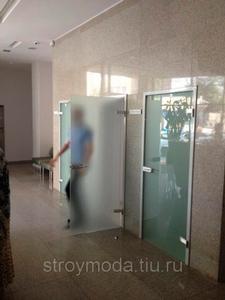 Изготовление дверей для дома и офиса в Красноярске