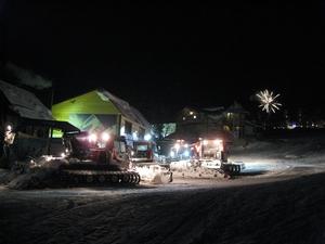 Новогодние каникулы в Шерегеше