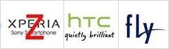 Прайс-лист на смартфоны HTC, Sony и Fly c информацией по состоянию складов Мск и Спб.