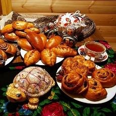 Мастер-класс на тему: «Традиционная русская выпечка: печеные изделия с начинкой, расстегаи, кулебяки, пироги».