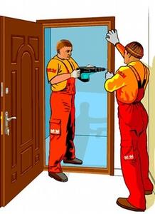 Профессиональная установка входных и межкомнатных дверей
