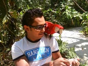 Стажер-преподаватель испанского и английского языков из Мексики в Кемерово