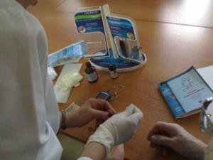"""Первая в этом году бесплатная """"Школа диабета"""". Аптечная сеть """"ФармСибКо"""" подолжает добрую традицию."""