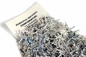 Уничтожение бумаги – с нами легко!