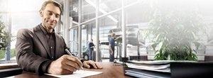 Услуга Сервисный контракт от Мерседес-Бенц