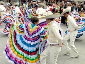 Новый год в Мексике!