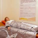 Прессотерапия: забудьте о варикозе и целлюлите!