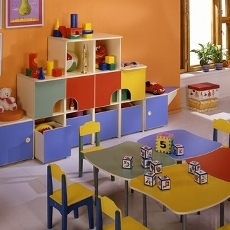 Мебель для дошкольных учреждений