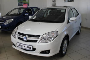 Лимитировання версия Geely MK всего за 399 000 руб.