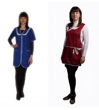 Униформа для продавцов, работников детских учреждений