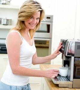 Купить кофемашину для дома недорого