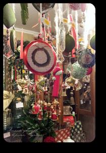 Новогодняя коллекция украшений - 2014