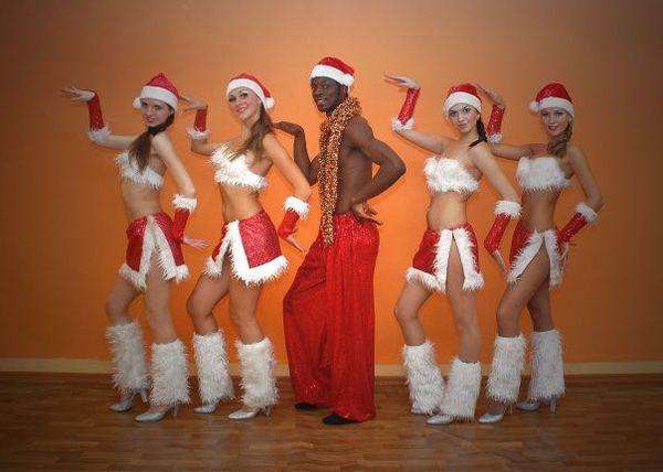 Танцевальный конкурс на новый год корпоратив