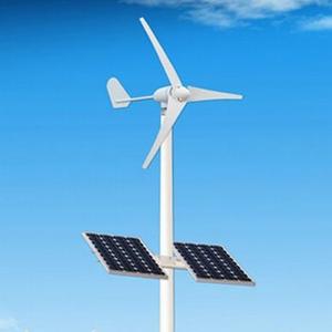 Гибридные ветро-солнечные электростанции!