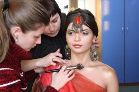 Студия профессионального макияжа штрих ушакова наталья