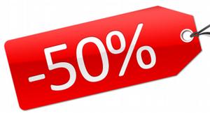 50% скидка на заправку лазерных картриджей