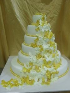 Где заказать торт на свадьбу в Вологде?