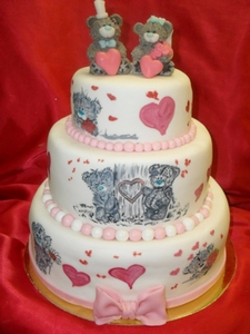 Торт на заказ.