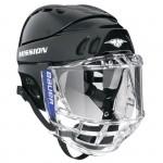 20.08.2012г. - Поступление хоккейных игровых шлемов Bauer MISSION M1501 COMBO CONCEPT II VISOR