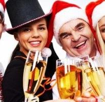 Готовься к Новому году! Заказывай новогодний корпоратив в ресторане «Фонарь»!