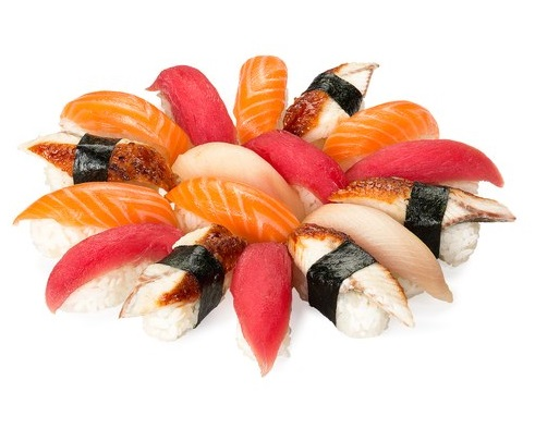 Доставка суши bento sushi старается для вас