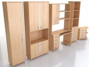 Корпусная мебель заказать и купить в Красноярске