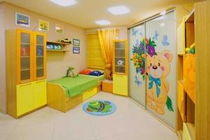 Изготовим детские шкафы-купе в Новокузнецке