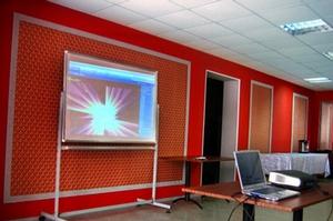 Конференц-зал «Хармика» - отличный выбор для серьёзного мероприятия.