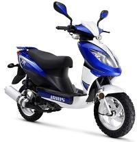 Скутер Irbis - большой выбор, Ваша выгодная покупка