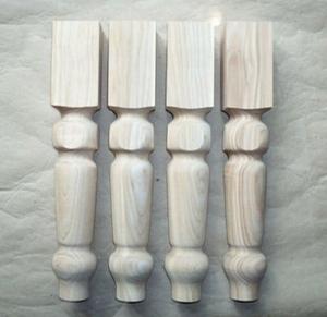 Деревянные ножки для мебели в Туле