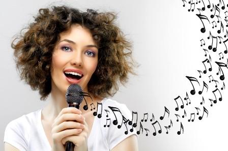 Как сделать красивый голос девушке для пения