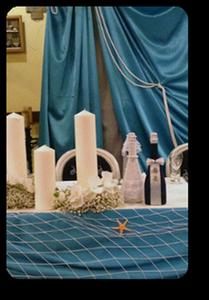Свадьба в морском стиле для Дмитрия и Алены