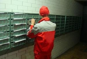 Распространение листовок в Вологде