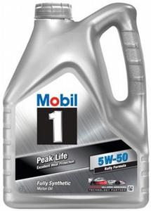 Mobil 1 Peak Life 5W-50 4L - 2800 руб.