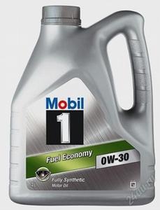 Mobil 1™ Fuel Economy 0W-30 4L - 2800 руб.