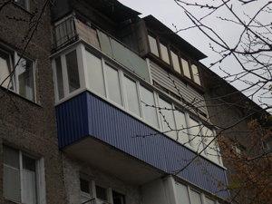 Евробалконы от фирмы Уют-балкон