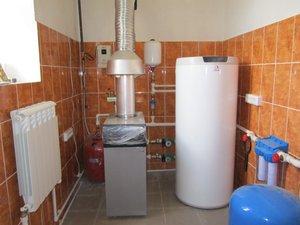 Купить водонагреватель и котел в Оренбурге
