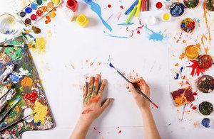 Занятия правополушарным рисованием в Орске