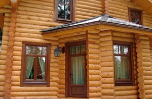 Окна в деревянный дом по низкой цене