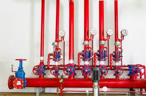 Работы по благоустройству внутреннего водопровода