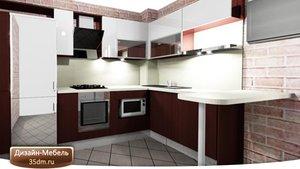 Для большинства специалистов в области дизайна интерьеров кухня скромных размеров - это давно уже не приговор.