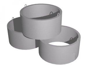 Железобетонные кольца в колодец в Орске