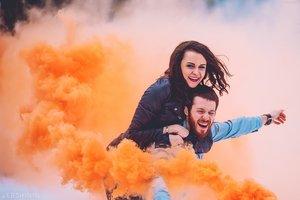 Купи салют – получи цветной дым в подарок!
