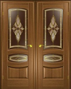 Деревянные двери в Череповце