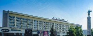 Гостиницы Красноярска в центре города