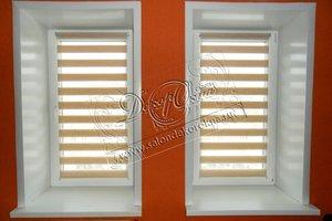 У нас вы можете купить рулонные шторы на окна по привлекательной цене