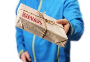 Экспресс доставка почты по городу